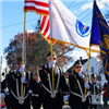 Honor Guard in Parade